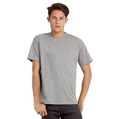 Image of B&C Men's Exact V-Neck T-Shirt