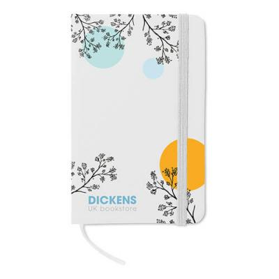 Image of A6 notebook lined