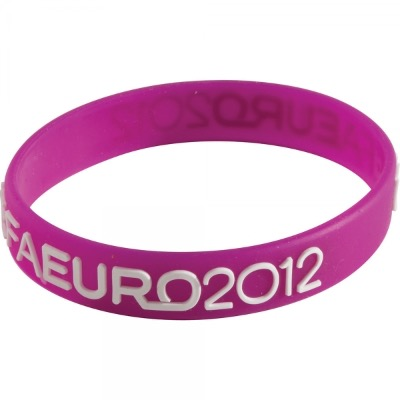 Image of Silicone Wristband (Adult: Raised Profile Design)