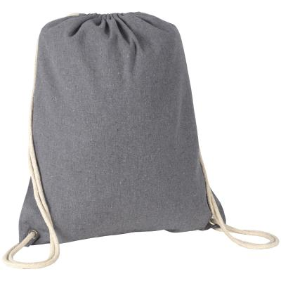 Image of Newchurch Recycled Drawstring Bag