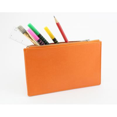 Image of Belluno Coloured PU Small Zipped Pouch