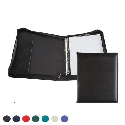 Image of E Leather A4 Ring Binder
