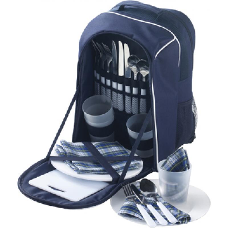 Image of Picnic rucksack for four people