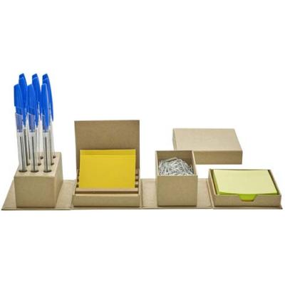 Image of Cardboard office set