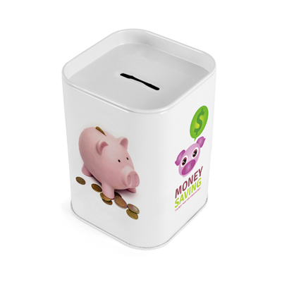Image of Money Box Tin