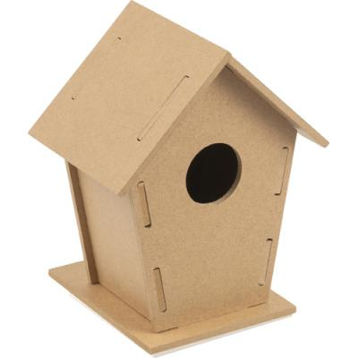 Image of MDF birdhouse kit