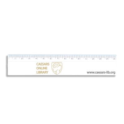 Image of Recycled 15cm Ruler