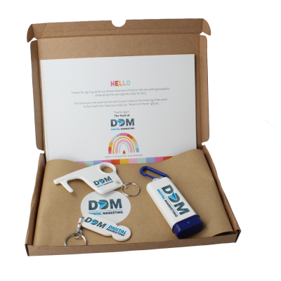 Image of Direct Mail Merch - Antimicrobial Package